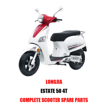 LongJia ESTATE 50 4T Complete Scooter Spare Parts Original Quality