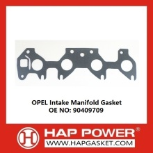 China for Intake Manifold Gaskets,Exhaust Manifold Gaskets,Engine Manifold Gaskets Supplier in China OPEL Intake Manifold Gasket 90409709 supply to Guinea-Bissau Supplier
