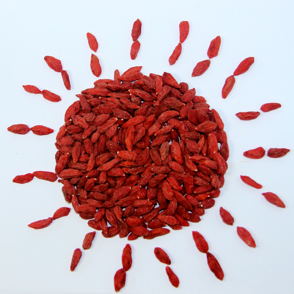 Size 220 Low Pesticide Goji Berry