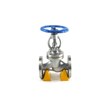 flange stop valve forged steel high pressure steam globe valve 1#1500
