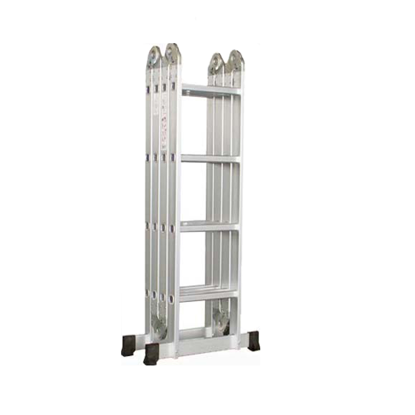 Multi Function Folding Ladder Thickened Aluminum Profiles
