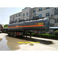 29500 Litres 3 Axle Ammonia Tank Trailers