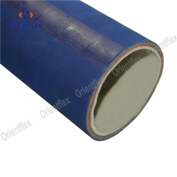 6 inch epdm rubber chemical hose pipe 17bar