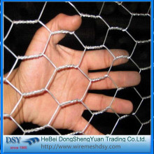 Galvanized Hexagonal Wire Mesh For Zoo Fence