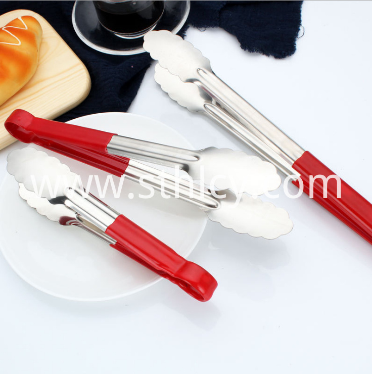 Stainless Steel Tongs3