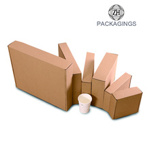 Professional customized shipping packing box