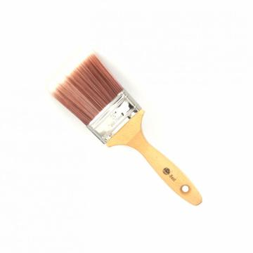 Free sample US market wooden handle good paint brush