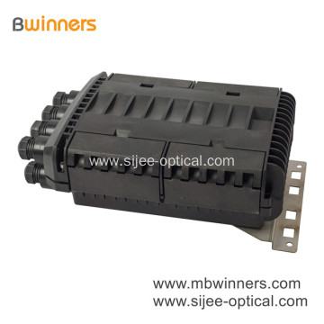 12 Cores to 288 Cores Fiber Optic Splice/Inline/Junction Closure