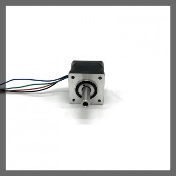 Big Discount for 4 Phase Stepper Motor NEMA14 Hybrid Hollow Shaft Stepper Motor ( 1.8°) supply to Bosnia and Herzegovina Exporter