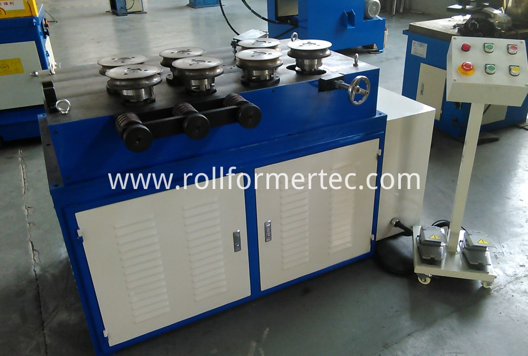 7 rollers bending machine