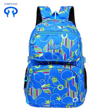 A new pair of printed double-shoulder  backpack
