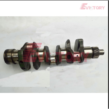 ISUZU 3LC1 crankshaft main bearing