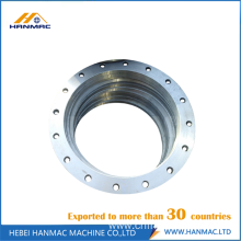 Good Quality for Aluminum 5083 Plate Flange ANSI aluminum forged plate flange supply to French Guiana Manufacturer