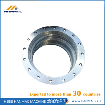 ANSI aluminum forged plate flange