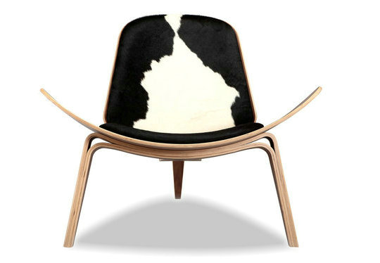 Wegner shell pony chair
