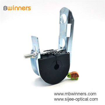 10-15mm J Hook Suspension Clamp For Adss Fiber Optic Cable