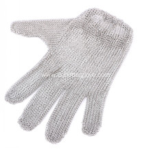 Stainless steel mesh butcher glove