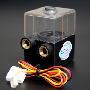 computer system ultra quiet water cooling pump