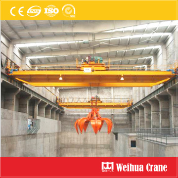 Grab Crane for Waste Incineration