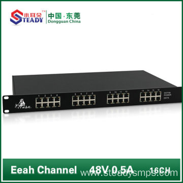 Supply for Overhead Power 16 ports non-management POE Switch export to Poland Wholesale