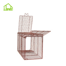 China for Boar Trap Cage Large Animal  Cage Trap export to Canada Factory