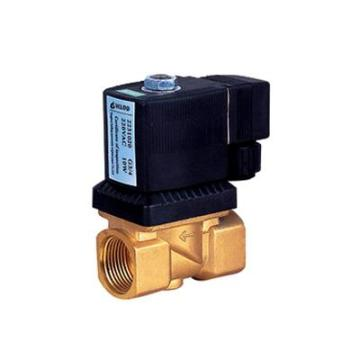 Air conditioner refrigeration solenoid valve
