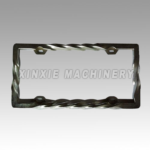 Zinc Alloy Die Casting of Photo Frame