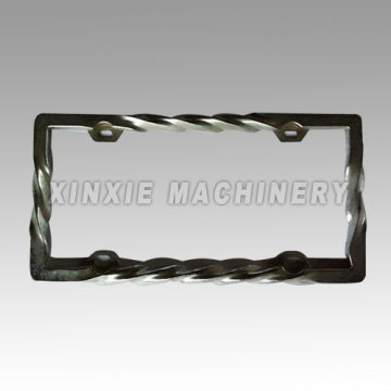 Zinc Die Casting of Photo Frame