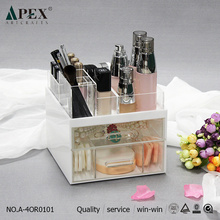 Good Quality for Acrylic Cosmetic Organizer Acrylic Makeup Beauty Organizer Box supply to Italy Manufacturer