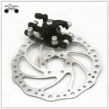 high-end mountain bike bicycle disc brake and pad