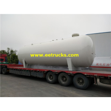 60m3 Horizontal Propane Steel Tanks