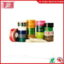 Low MOQ for for Stretch Film Colorful Carton sealing tape Waterglue Bopp tape supply to Saudi Arabia Supplier