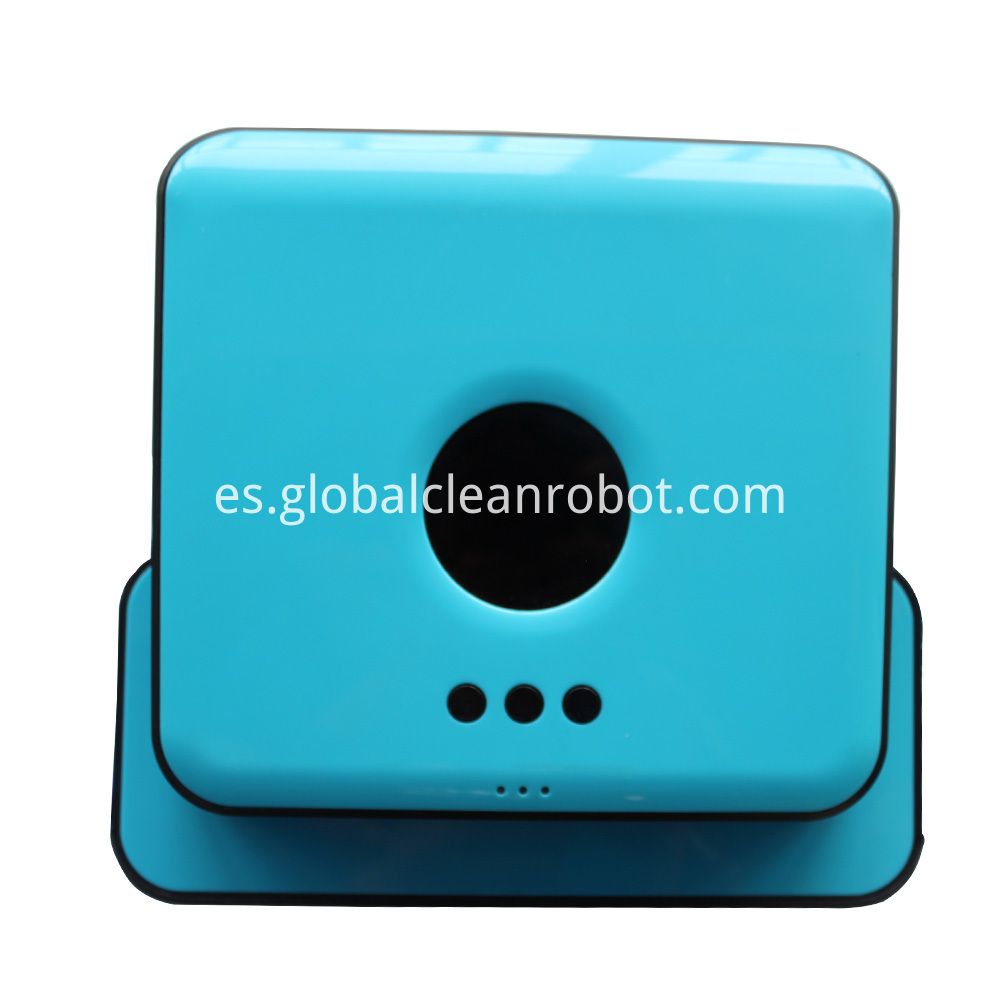 Wi-Fi Connected Mopping Vacuum Robot (4)