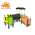 Multiple facility portfolio outdoor playground equipment