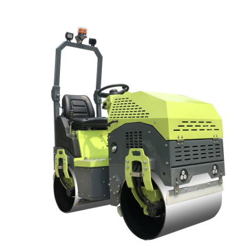 Full Hydraulic 1 Ton  Roller Compactor