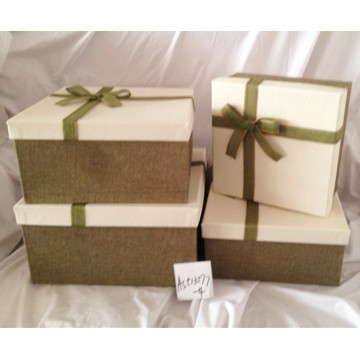 Wholesale garment gift case sets
