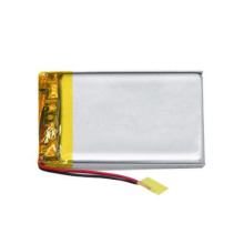 Rechargeable li polymer battery 803450 3.7v 1500mah battery