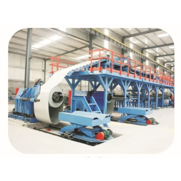 PU Panel Production Line
