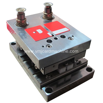 High Precision Half Smart Card Punching Mold