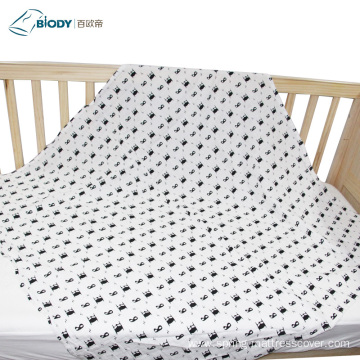 High Quality for Muslin Baby Blanket Cotton Receiving Muslin Baby Swaddle Blanket Satin Trim export to Italy Suppliers