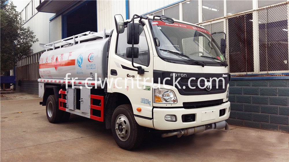 fuel transport tank truck 5