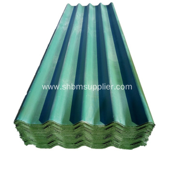 Waterproof Glazed Magnesium Oxide Roof Panel