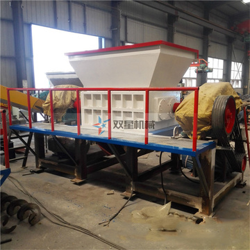 Industrial Aluminum alloy shredding machine