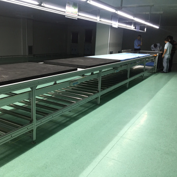 Factory Supply Assembly Line Roller Conveyor