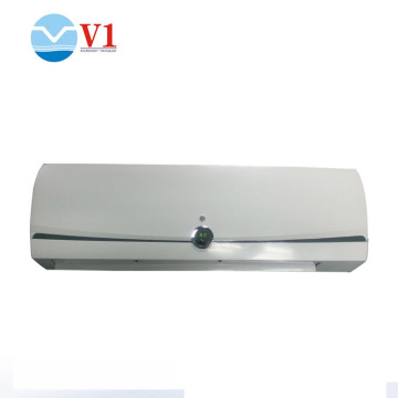 Wall-mounted plasma uv light air purifier