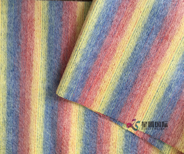 100% Woolen Wool Fabric For Wintercoat