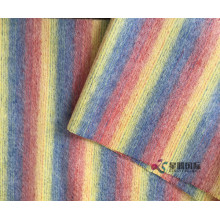 Attractive Colorful 100% Wool Winter Fabric