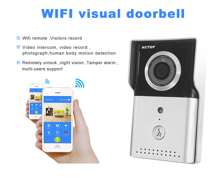 Door Phone Wifi