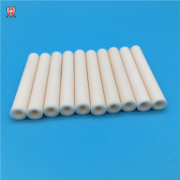 slip casting small diameter alumina ceramic tube pipe