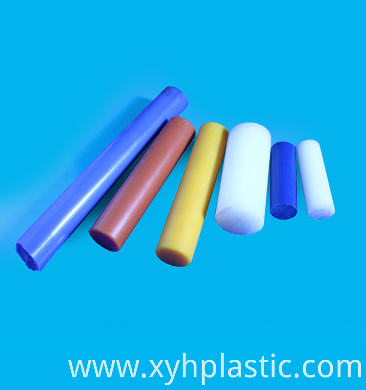 Rubber PU Rod